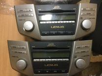 Магнитола Lexus RX 2 mp-3