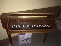 Спинет (клавесин) Lindholm