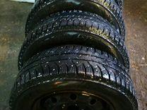 Зимняя шина R14