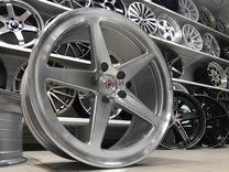 Новые модные диски Vossen LC 101 на Toyota