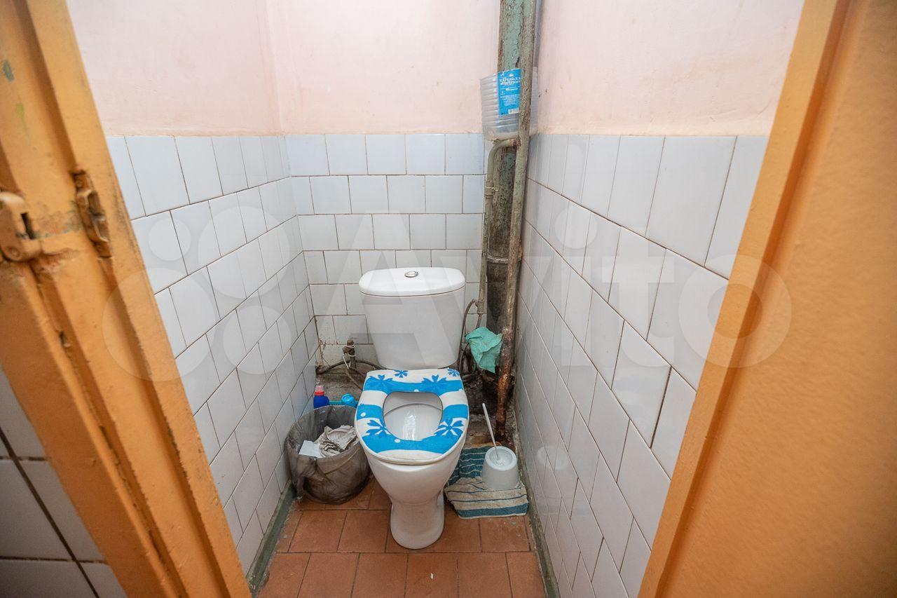 Комната 18 м² в 4-к, 4/5 эт.