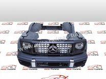 Обвес Mercedes G63 AMG рестайлинг Гелендваген w464