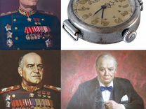 Часы СССР Хронограф СССР Советские часы Будильник